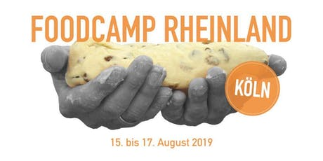 Foodcamp Rheinland 2019 Tickets