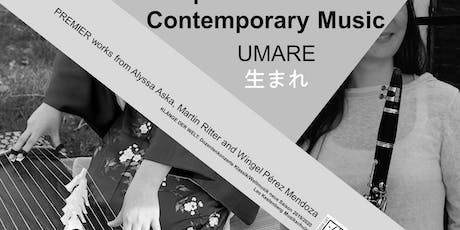Umare: Japanese Koto in Contemporary Compositions Tickets