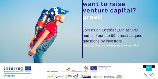 Raising Venture Capital - Progres Event