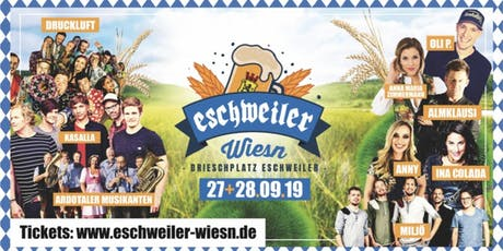 Eschweiler Wiesn 2019  billets