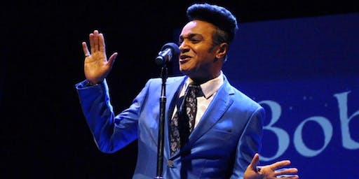 Bobby Brooks Wilson son of Legendary R&B soul singer Jackie Wilson