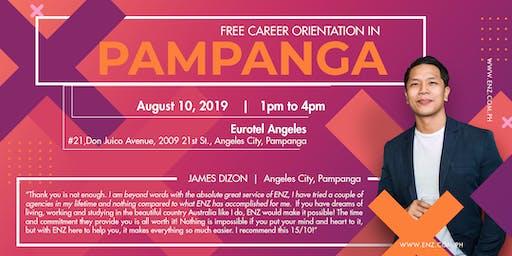 FREE CAREER ORIENTATION IN PAMPANGA! #StudyAbroadPH