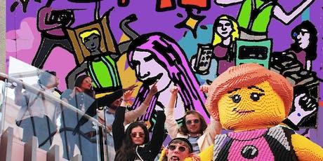 Shopping Mall Ball - Fringe Festival Fundraiser tickets
