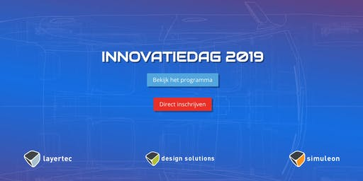 Innovatiedag 2019 - SOLIDWORKS Release Event