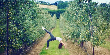 Join me @ Grind Greenwich for Feel good Friday -  Flow Yoga &  Brunch  tickets