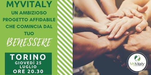 MYVITALY - MEETING TORINO