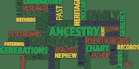 Family History Help Desk (Tarleton) tickets