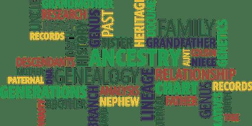 Family History Help Desk (Tarleton)