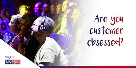 Customer Experience Advisor Open Day tickets