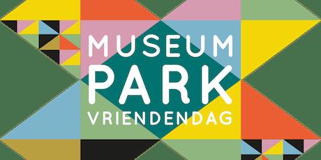 Museumpark Vriendendag  tickets
