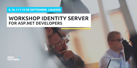 Workshop Identity Server for ASP.NET Core developers entradas