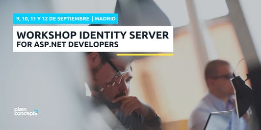 Workshop Identity Server for ASP.NET Core developers