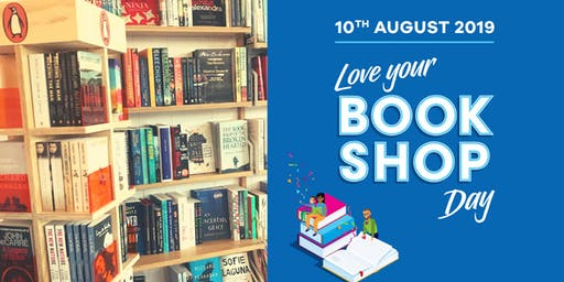 Love Your Bookshop Day Party