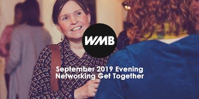 WMB September 2019 Evening Networking Get Together