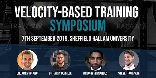 Velocity-Based Training Symposium