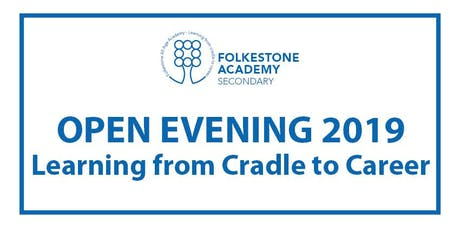 Folkestone Academy Open Evening 2019 billets