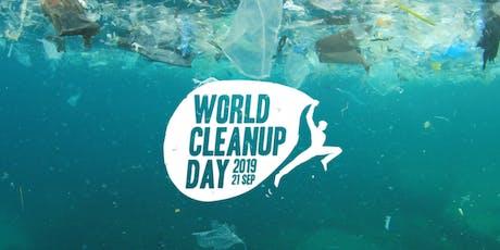 Team CleanUp - Paris 5 (World CleanUp Day 2019) billets