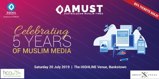 Celebrating 5 Years of Muslim Media