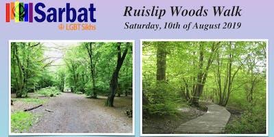 Ruislip Woods Walk