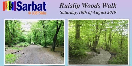 Ruislip Woods Walk tickets