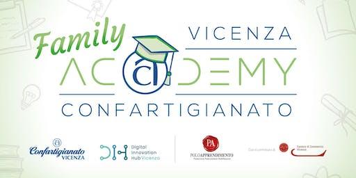 FAMILY ACADEMY - Marcella Serra e Elena Brentan - Come fa il cervello ad imparare?