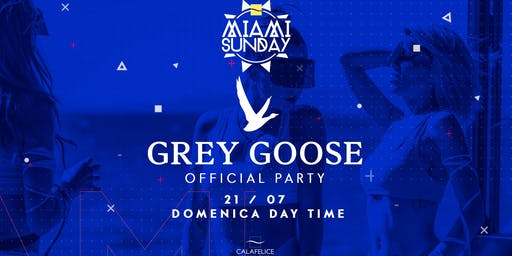 MIAMI Sunday Vol.2 Cala Felice 2019