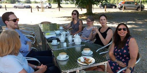 Cafe Politics with Darren Jones MP - The Downs