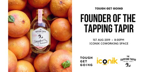 Tough Get Going: Founder of The Tapping Tapir tickets