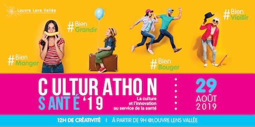 CULTURATHON SANTE 2019