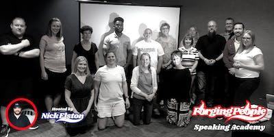 Forging People Speaking Academy (Bristol) - September 2019