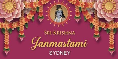 Sri Krishna Janmashtami Festival (Sydney) tickets