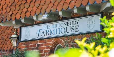 ONLE Networking brunch - The Hiltonbury Farmhouse, Chandlers Ford, Eastleigh tickets