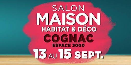 LE SALON MAISON DE COGNAC