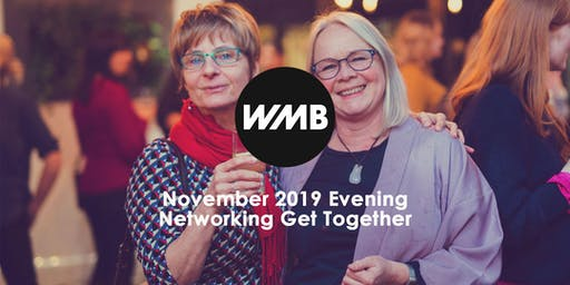 WMB November 2019 Evening Networking Get Together