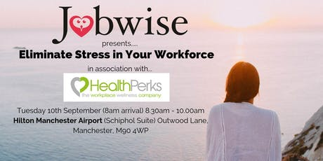 Eliminate Stress In your Workforce tickets