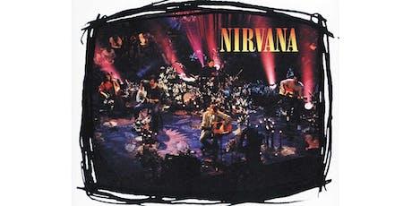 Vinyl & Wine presents: Unplugged in New York tickets