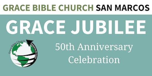 Grace Bible Church of San Marcos | Grace Jubilee