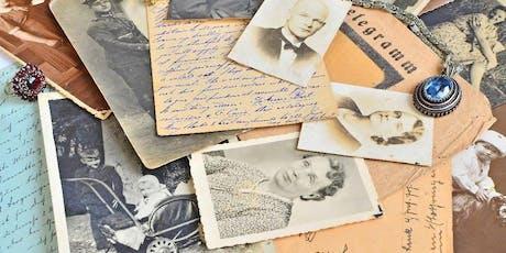 Family History Help (Clitheroe) tickets