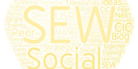 Financial Planning for Social Enterprises, Charities and Community Businesses who are currently trading tickets