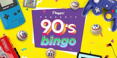 90s Bingo - Camden Town