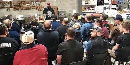 The Beard and The BBQ Masterclass @ Blackbear BBQ Wetherill Park!