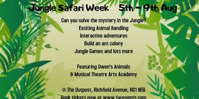 Jungle Safari Family Activities