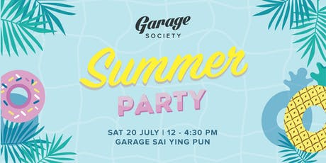 Summer Party tickets