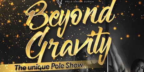 Beyond Gravity 2019 Tickets