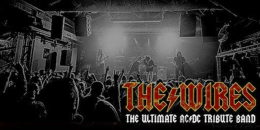 El tributo definitivo a AC/DC con THE WIRES