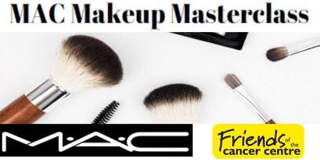 Makeup Masterclass with MAC tickets