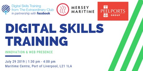 Digital Skills Training from the Extraordinary Club tickets