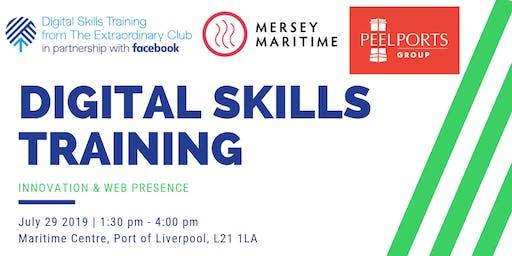 Digital Skills Training from the Extraordinary Club
