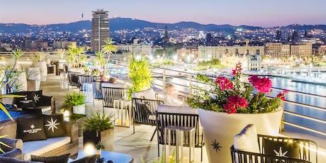 Afterwork en la terraza del Eurostars Grand Marina 5* GL entradas