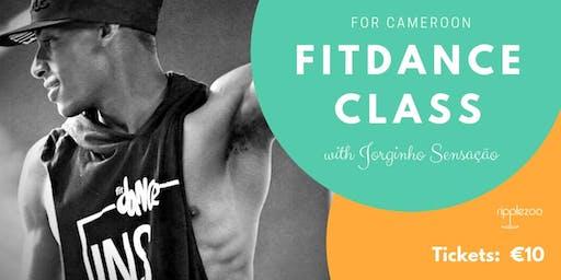 Latin FitDance Class with Jorginho Sensação